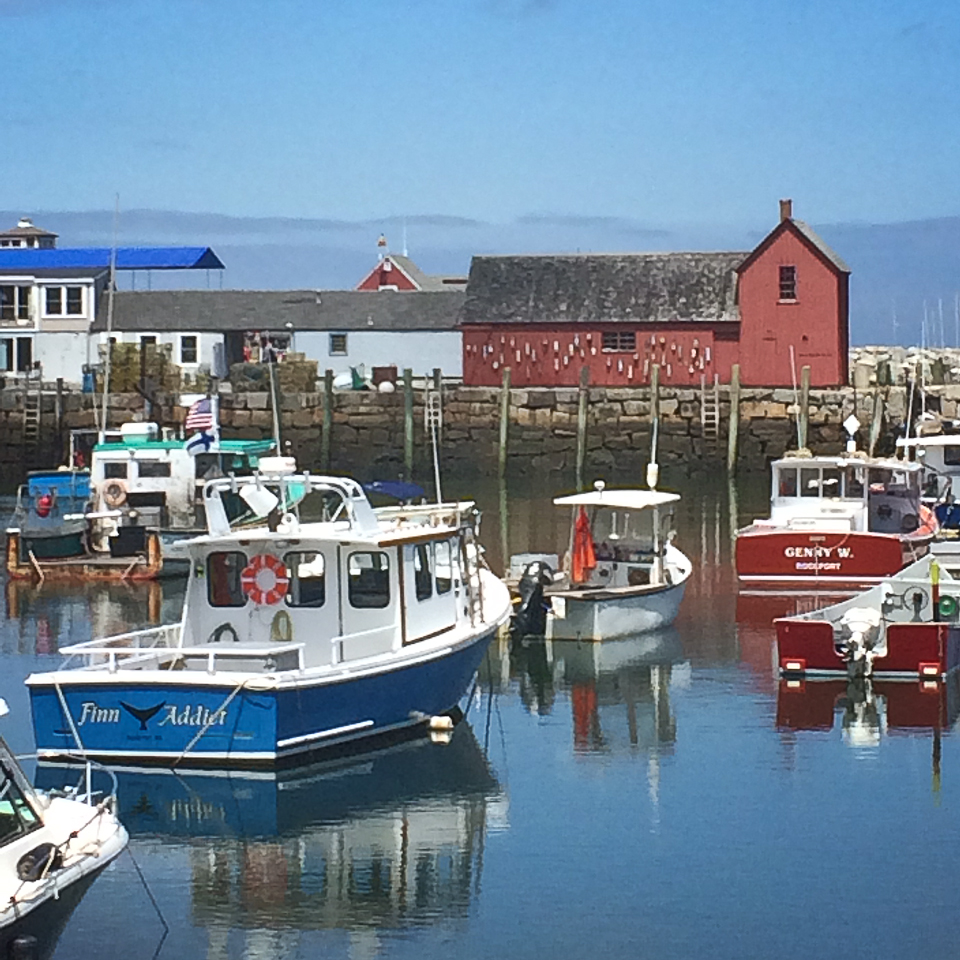 Rockport, Massachusetts, Motif #1, my hometown