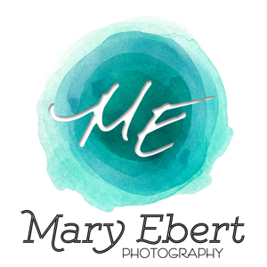 Mary Ebert Photography-Portrait Photographer logo